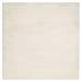 Exquisite Rugs Courduroy Hand Woven White Area Rug - 190609