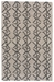 Feizy Enzo 8732f Charcoal - Gray Area Rug - 192973