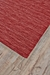 Feizy Luna 8049f Red 185005 Area Rug - 185005