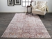 Feizy Armant 3946f Pink - Gray Area Rug - 218530