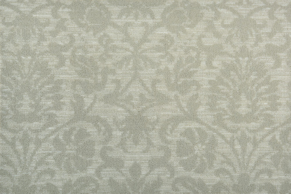 Hagaman Elegance Floral Flair Soft Taupe