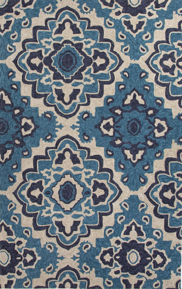 Rugstudio Sample Sale 109631R Blue