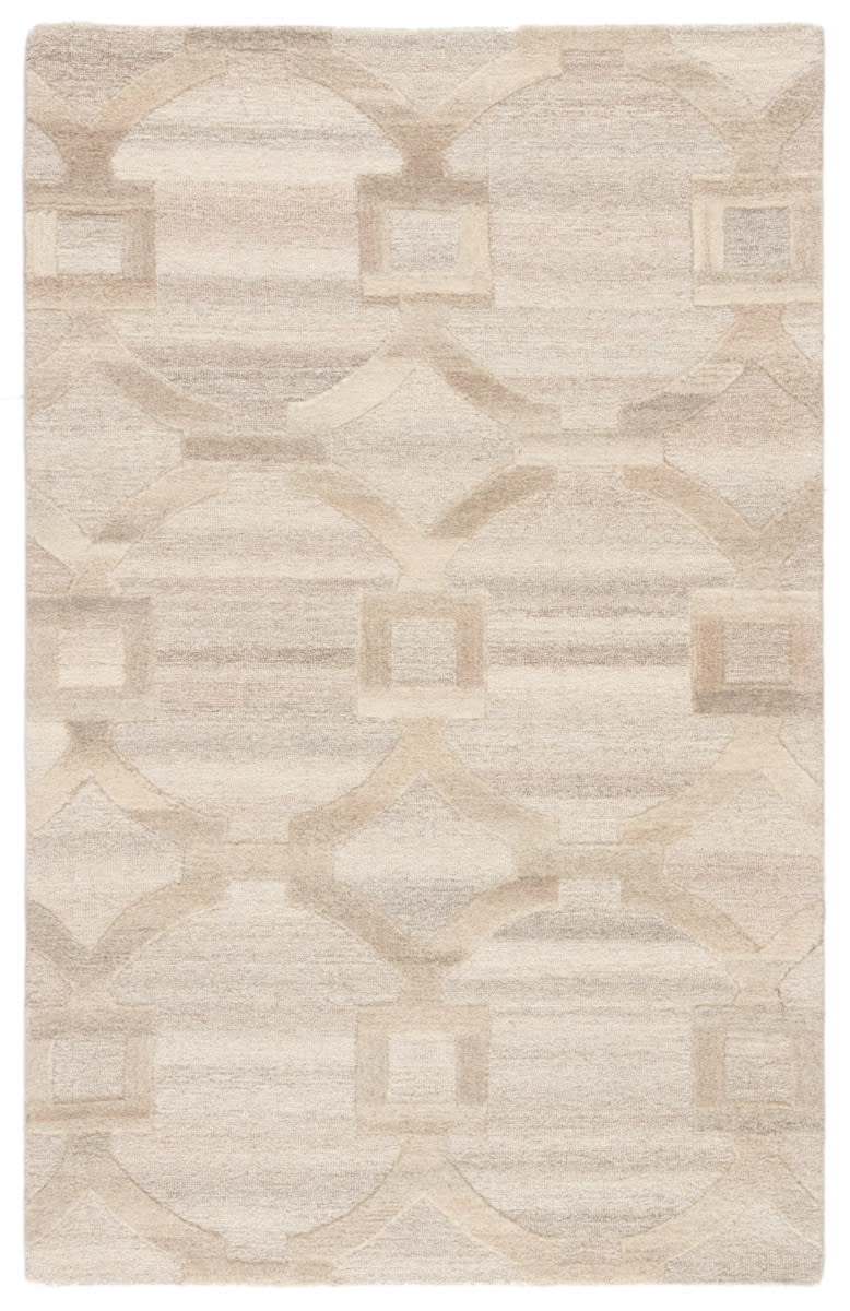 Jaipur Living City Regency Ct104 Gray Cream Area Rug 181469
