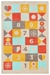 Jaipur Living Iconic By Petit Collage Hopscotch Ibp03 Sand Shell