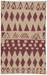 Jaipur Living National Geographic Home Collection Tiebele Ngc07 Huckleberry and Abbey Stone Area Rug - 158312