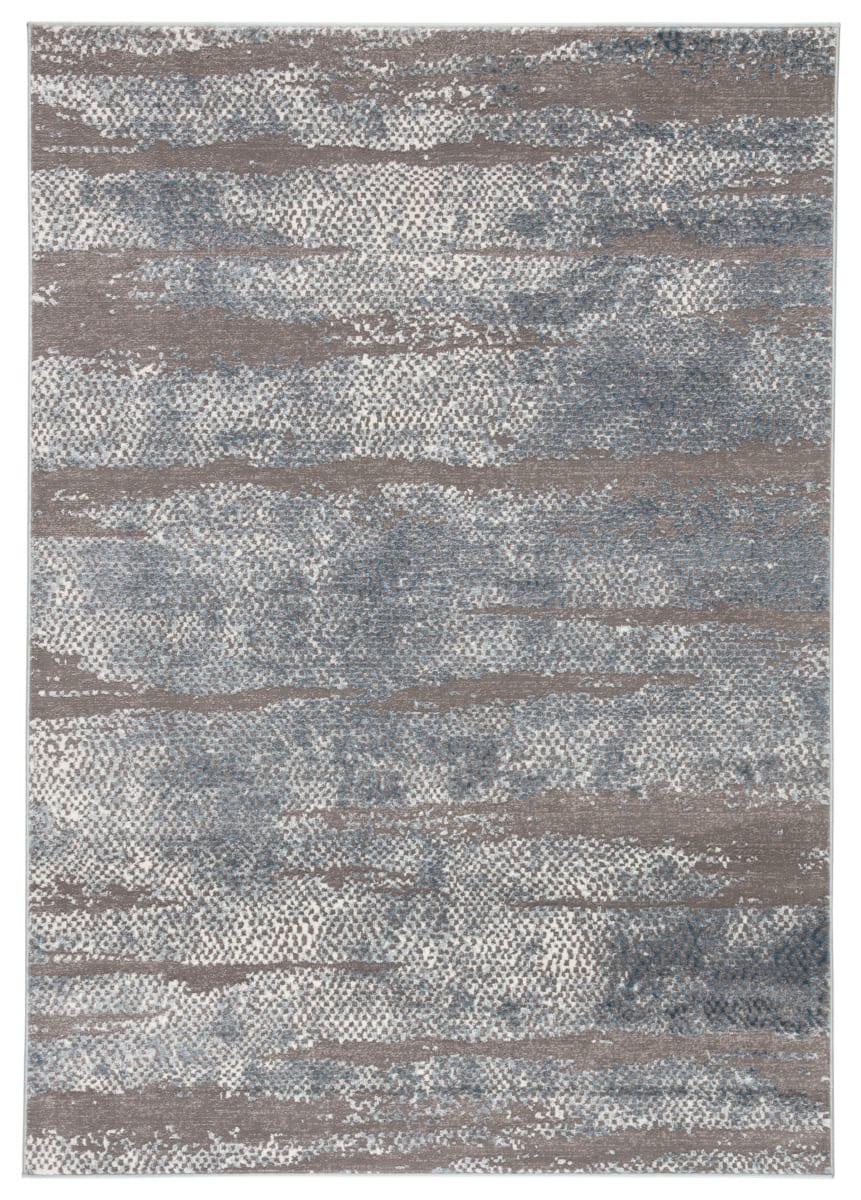 Jaipur Living Tresca Jewlia Trs13 Dark Gray - Blue