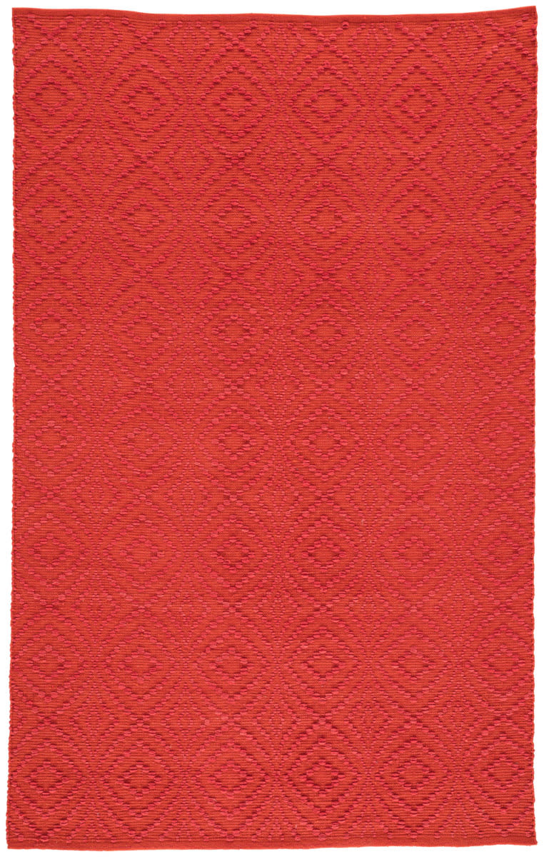Jaipur Living Waveny Flume Wav04 Red - Orange
