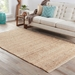 Jaipur Living Andes Braidley Ad02 Marzipan - Beige Area Rug - 74716