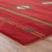 Jaipur Living Cabin Fir Cbn02 Red Ochre - Nine Iron Area Rug - 146492