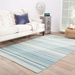 Jaipur Living Coastal Shores Kiawah Coh07 Harbor Gray - Dusty Turquoise Area Rug - 169738