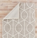 Jaipur Living City Seattle Ct14 Drizzle Star White Rug
