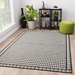 Jaipur Living Decora By Nikki Chu Melon Dnc10 Silver - Black Area Rug - 181475