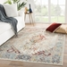 Jaipur Living Indie Elowen Ide06 Multicolor - Orange Area Rug - 204782