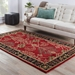 Jaipur Living Poeme Chambery Pm111 Red Ochre - Jet Black Area Rug - 102806