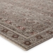 Jaipur Living Portia Pot01 Esteri Gray - Red Area Rug - 219486