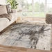 Jaipur Living Valor Patton Vor02 Gray - Ivory Area Rug - 208249