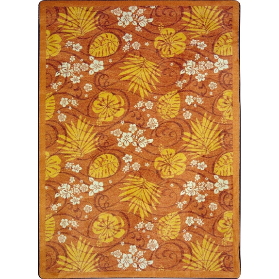 Joy Carpets Kaleidoscope Trade Winds Coral