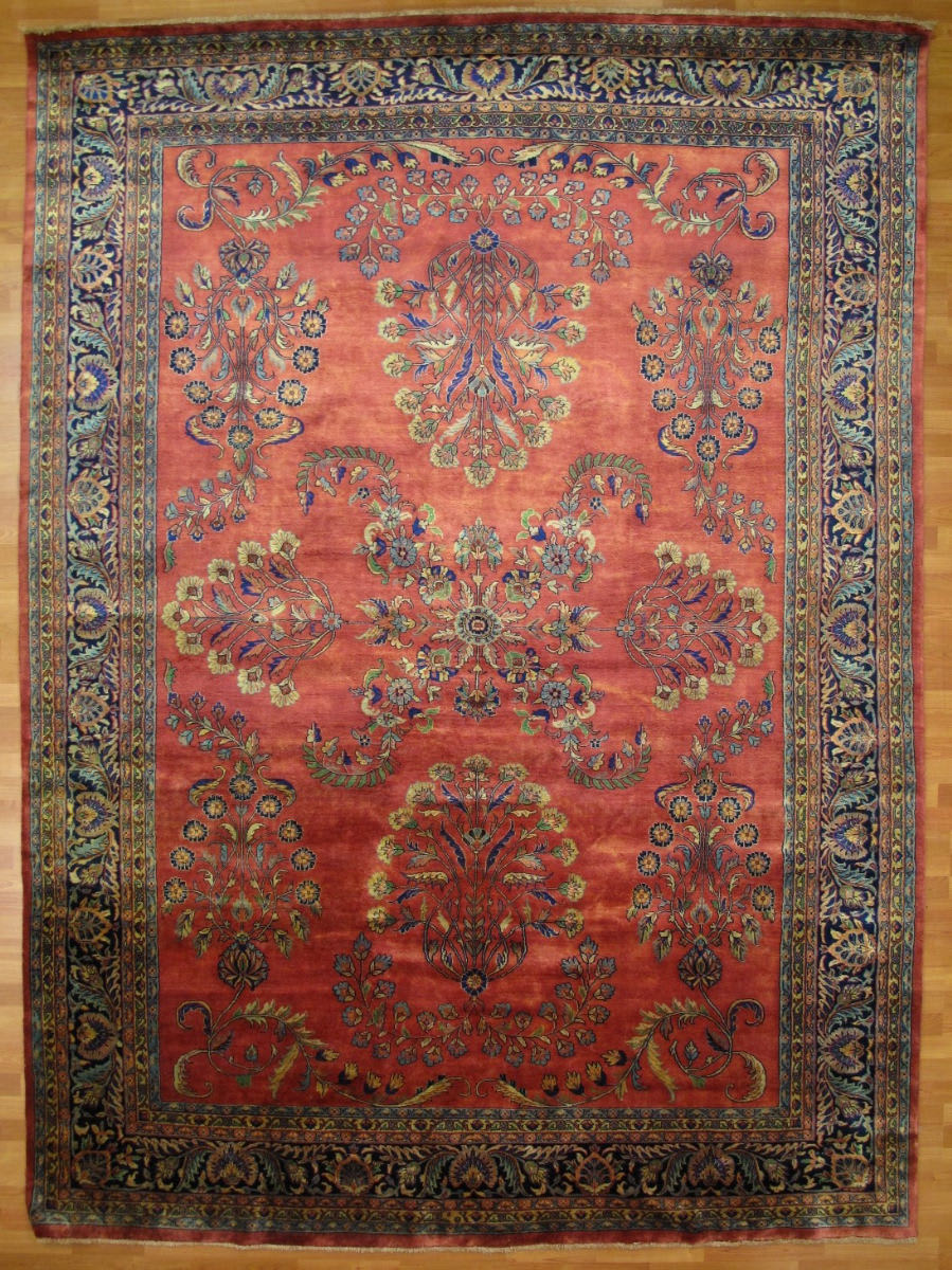 Kalaty Oak 149660 Red Area Rug Clearance - 69515