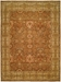 Famous Maker Carolton 100881 Brown Ivory Area Rug - 126390