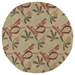 Kaleen Home and Porch Tybee Linen 2005-42 Area Rug Clearance - 28801