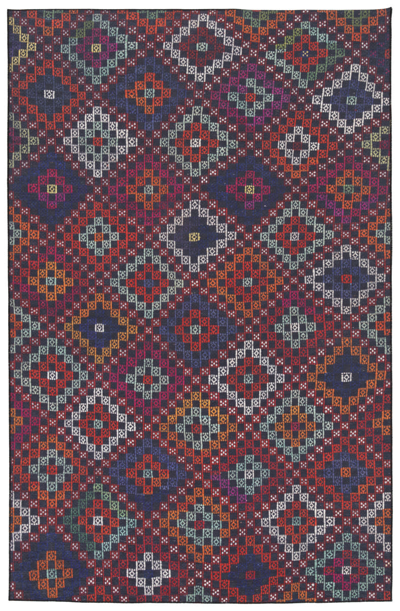 Kaleen Boho Patio Boh01-86 Multi