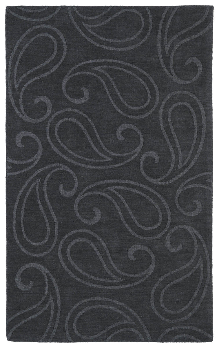 Kaleen Imprints Classic Ipc05-38 Charcoal