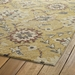 Kaleen Weathered Wtr07-05 Gold Area Rug - 171095