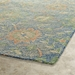 Kaleen Weathered Wtr07-17 Blue Area Rug - 171096