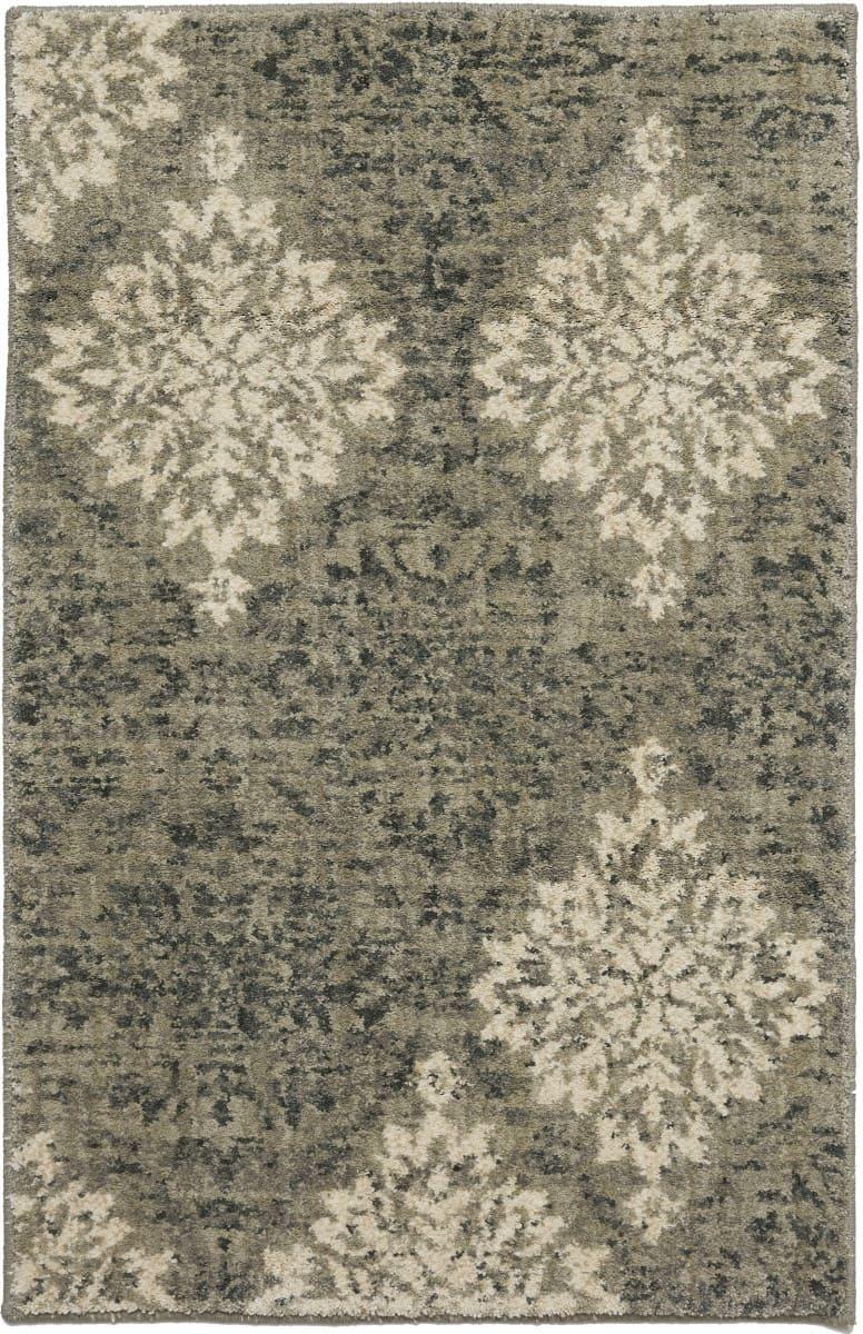 Karastan Euphoria Wexford Willow Grey Area Rug 193554