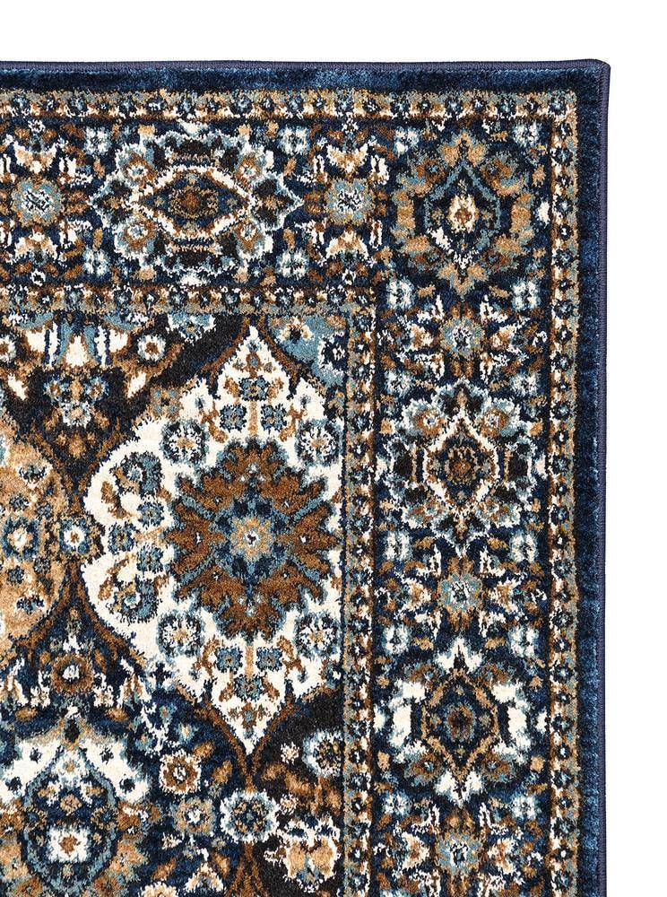 Karastan Spice Market Levant Sapphire Rug Studio