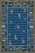 Kas Colonial Lighthouses Blue 1335 Area Rug - 11947