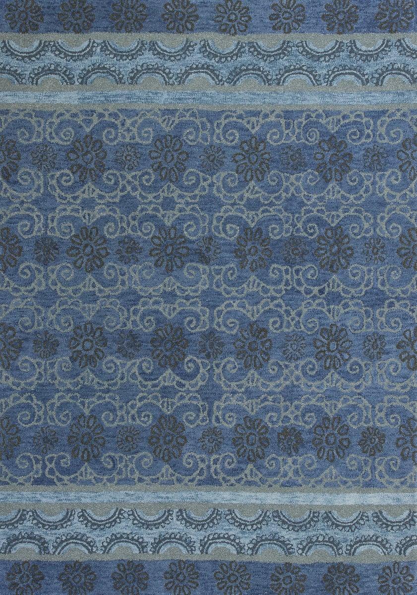 Kas Marrakesh 4514 Blue Celestial Clearance Rug Studio