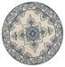 Kas Harbor 4238 Ivory - Blue Area Rug - 192238
