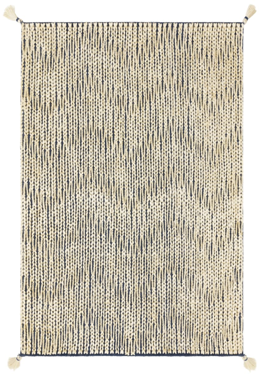 Loloi Playa By Justina Blakeney Ply-01 Navy - Ivory