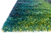 Loloi II Barcelona Shag BS-03 Peacock - Lime Area Rug Clearance - 53883