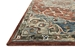 Loloi Victoria Vk-15 Red - Multi Area Rug - 199685