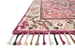 Loloi Zharah Zr-05 Raspberry - Taupe Area Rug - 167397