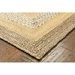 Lr Resources Classic Jute 81206 Gray - Natural Area Rug - 179326