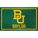 Luxury Sports Rugs Team Baylor University Green