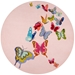 Momeni Lil Mo Whimsy Lmj32 Pink Area Rug - 161382