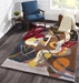 Momeni New Wave Nw-61 Multi Area Rug - 161531