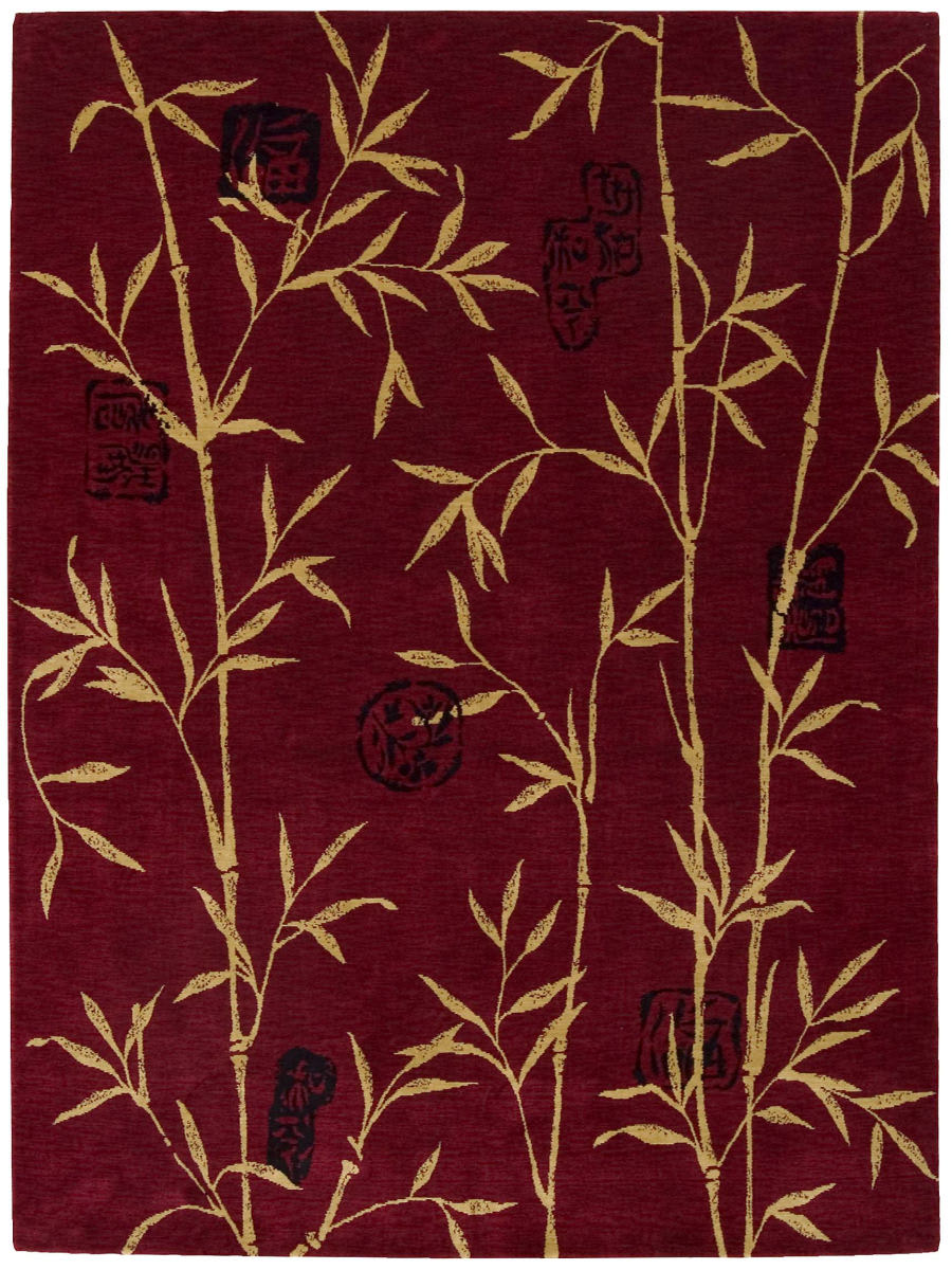 Nourison Chambord Cm 07 Red Clearance Rug Studio