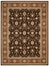 Nourison Persian Crown Pc001 Dark Brown Area Rug Clearance - 95671