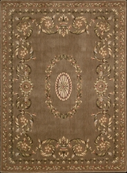 Nourison Somerset ST-58 Brown Area Rug Clearance