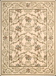 Nourison Somerset ST-59 Ivory Area Rug Clearance