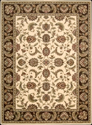 Nourison Somerset ST-61 Ivory Area Rug Clearance