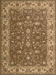 Nourison Somerset ST-62 Taupe Area Rug