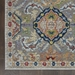 Nourison Ankara Global Anr12 Grey - Multicolor Area Rug - 202952
