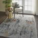 Nourison Ankara Global Anr09 Ivory - Multicolor Area Rug - 199588