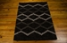 Nourison Tangier Tan01 Black Area Rug Clearance - 124014